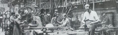 La galvanització a Farrero