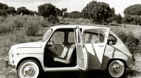 SEAT 600, motor de llibertat