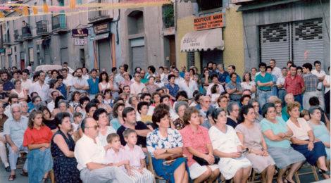 Festes i tradicions de la Marina dels 80 (les imatges)